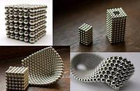 Неокуб Neocube 216 шариков 5мм в металическом боксе