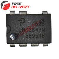 Чип LNK364PN LNK364 DIP7, ШИМ-контроллер