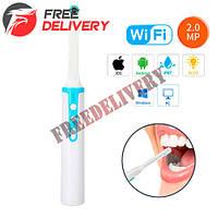 Wi-Fi стоматологический HD 2MP эндоскоп интраоральный камера P10