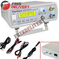 Двухканальный генератор сигналов DDS FeelTech FY3200S-24M 24МГц