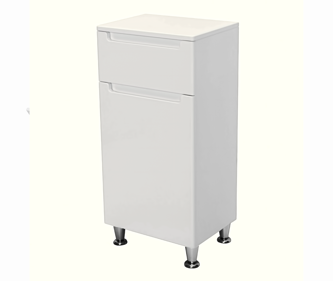 Комод для ванной комнаты Ельба ППН1ш-40 правий