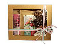 Подарочный набор Teahouse Teabox Кофе + Чай