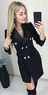 Платье - пиджак женский классика, фото 1