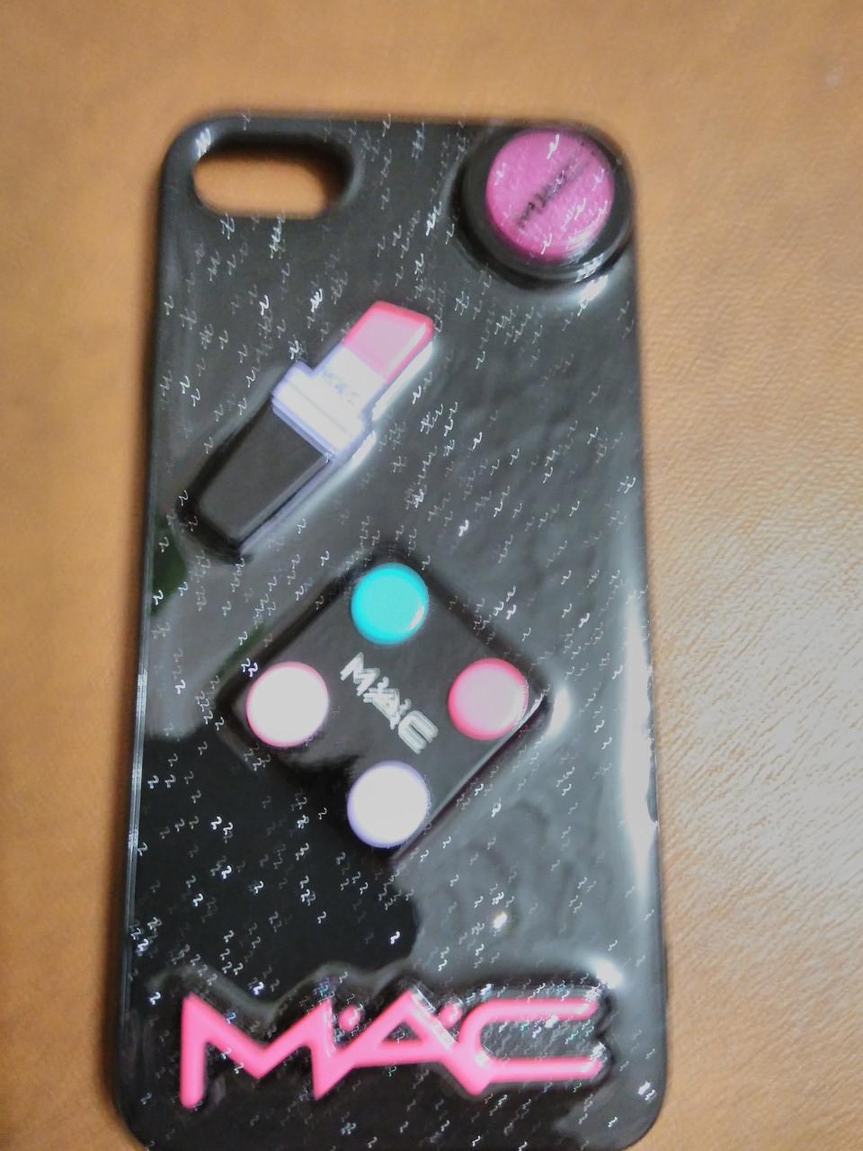 Накладка Cosmetic 3D для iPhone 7  / 8 (черный)