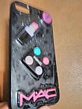 Накладка Cosmetic 3D для iPhone 7  / 8 (черный), фото 2