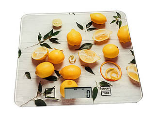 Весы кухонные стеклянная платформа 5 кг
