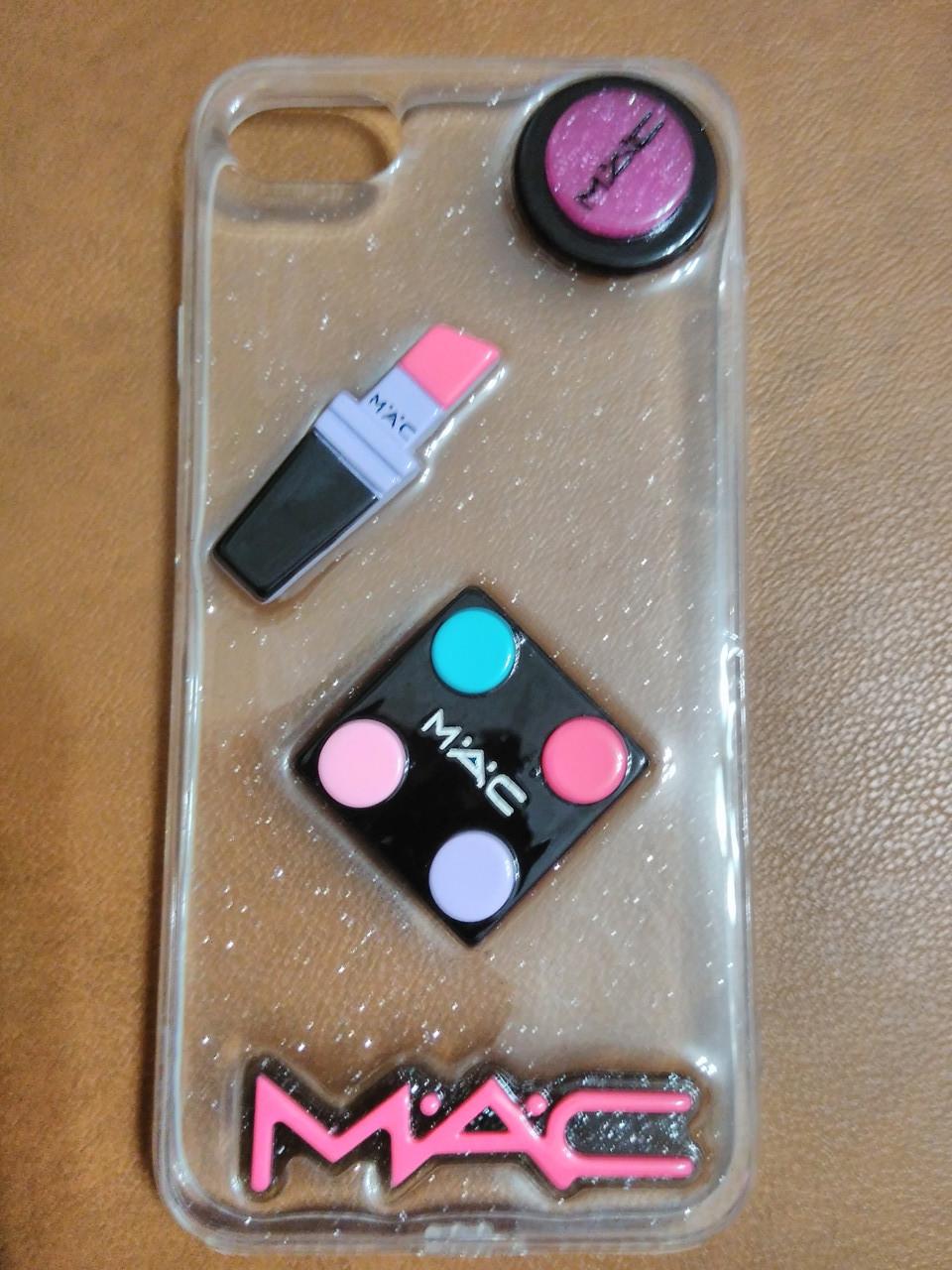 Накладка Cosmetic 3D для iPhone 7  / 8 (белый)