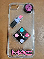 Накладка Cosmetic 3D для iPhone 7  / 8 (белый), фото 1