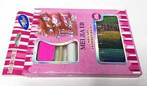 Набор для  декора ногтей бульон для новичков