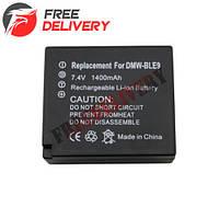 Батарея Panasonic DMW-BLE9 DMC-GF3 GF3K GF3R GF5