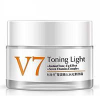 Крем для лица с витаминным комплексом Images V7 Toning Light Vitamins, фото 1