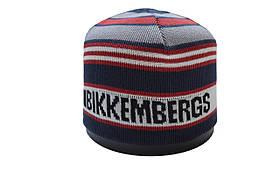 Шапка Caps Zone Bikkembergs 55-59 см Темно-синій (40912-5)