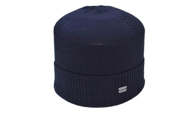 Шапка Caps Zone Diezel 55-59 см Темно-синий (40917-2), фото 2