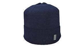 Шапка Caps Zone Bogner 55-59 см Темно-синій (40917-4)