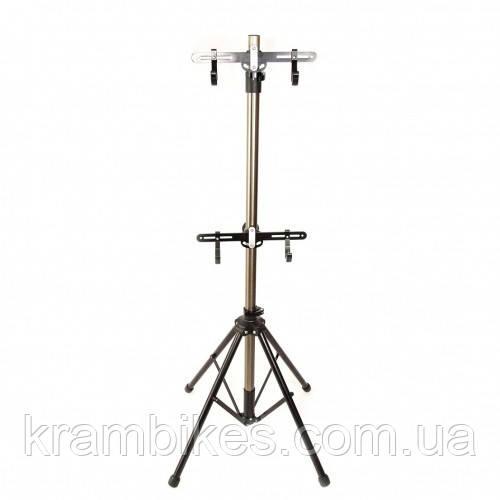 Стенд вертикальный Author - KW-7078-10 на 2 велосипеда