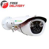 IP Wi-Fi камера видеонаблюдения COLARIX CAM-IOF-012, уличная 1.3Мп 32ГБ