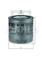 Фильтр топливный Mahle MAZDA626 II (GC) Украина Харьков