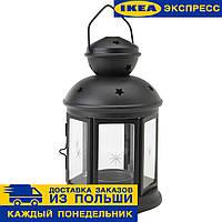 Фонарь для греющей свечи РОТЕРА ИКЕА (Икея/Ikea)