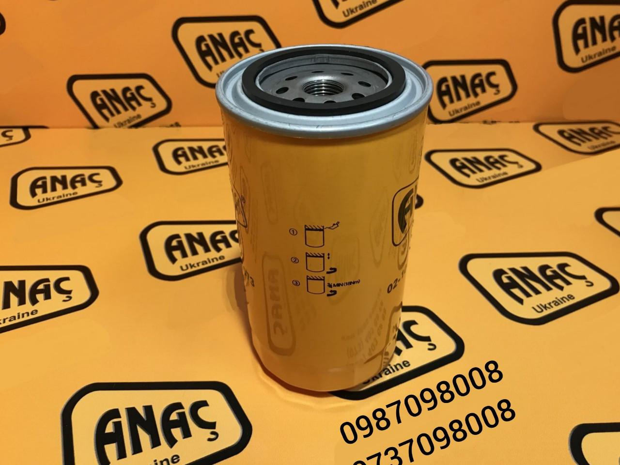 Фильтр масла для двигателя Perkins на JCB 3CX, 4CX номер : 02/100073, 2654407