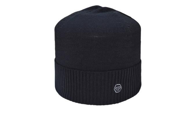 Шапка Caps Zone Philipp Plein 55-59 см Чёрный (40917-10), фото 2