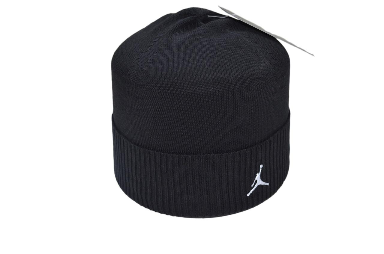 Шапка Caps Zone Jordan 55-59 см Чёрный (40917-13)