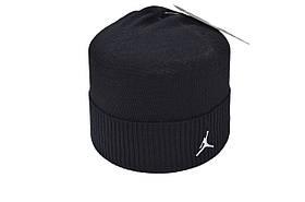 Шапка Caps Zone Jordan 55-59 см Чорний (40917-13)
