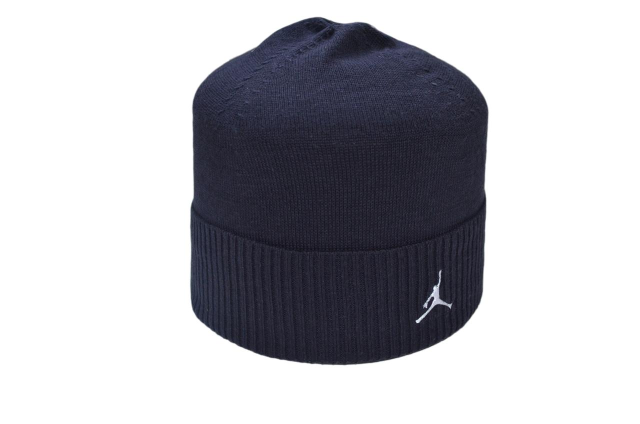 Шапка Caps Zone Jordan 55-59 см Темно-синий (40917-15)
