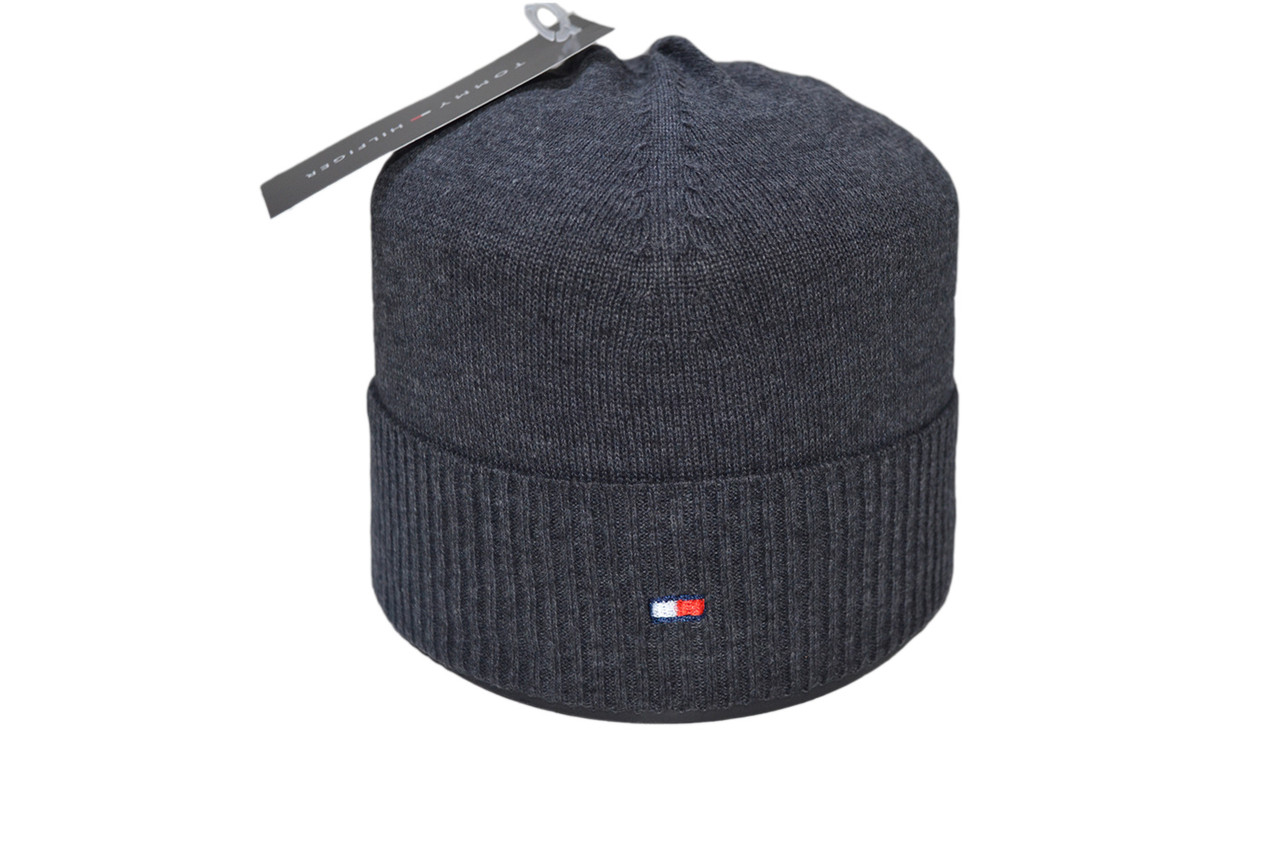 Шапка Caps Zone   55-59 см Темно-серый меланж (40917-21)