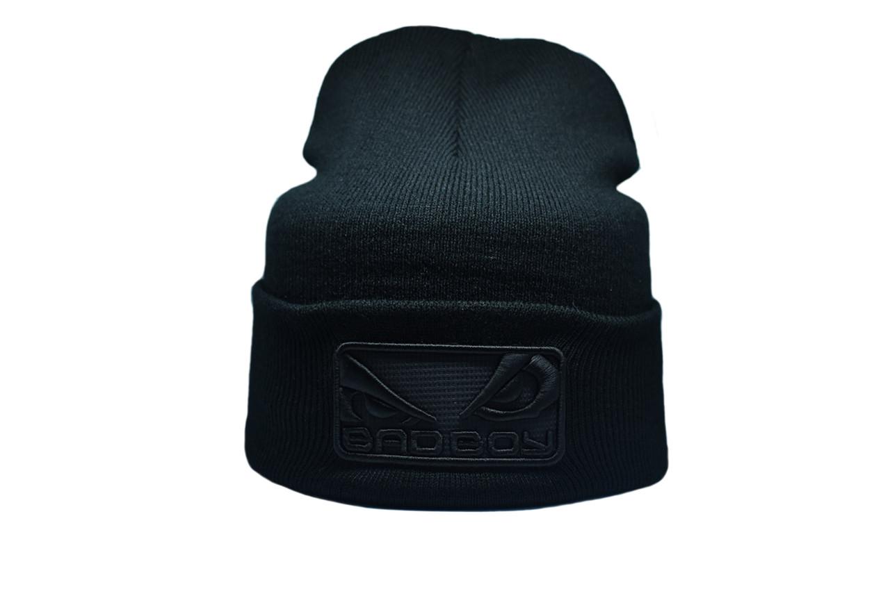 Шапка Flexfit Bad Boy 55-59 см Чёрный (F-09118-12)