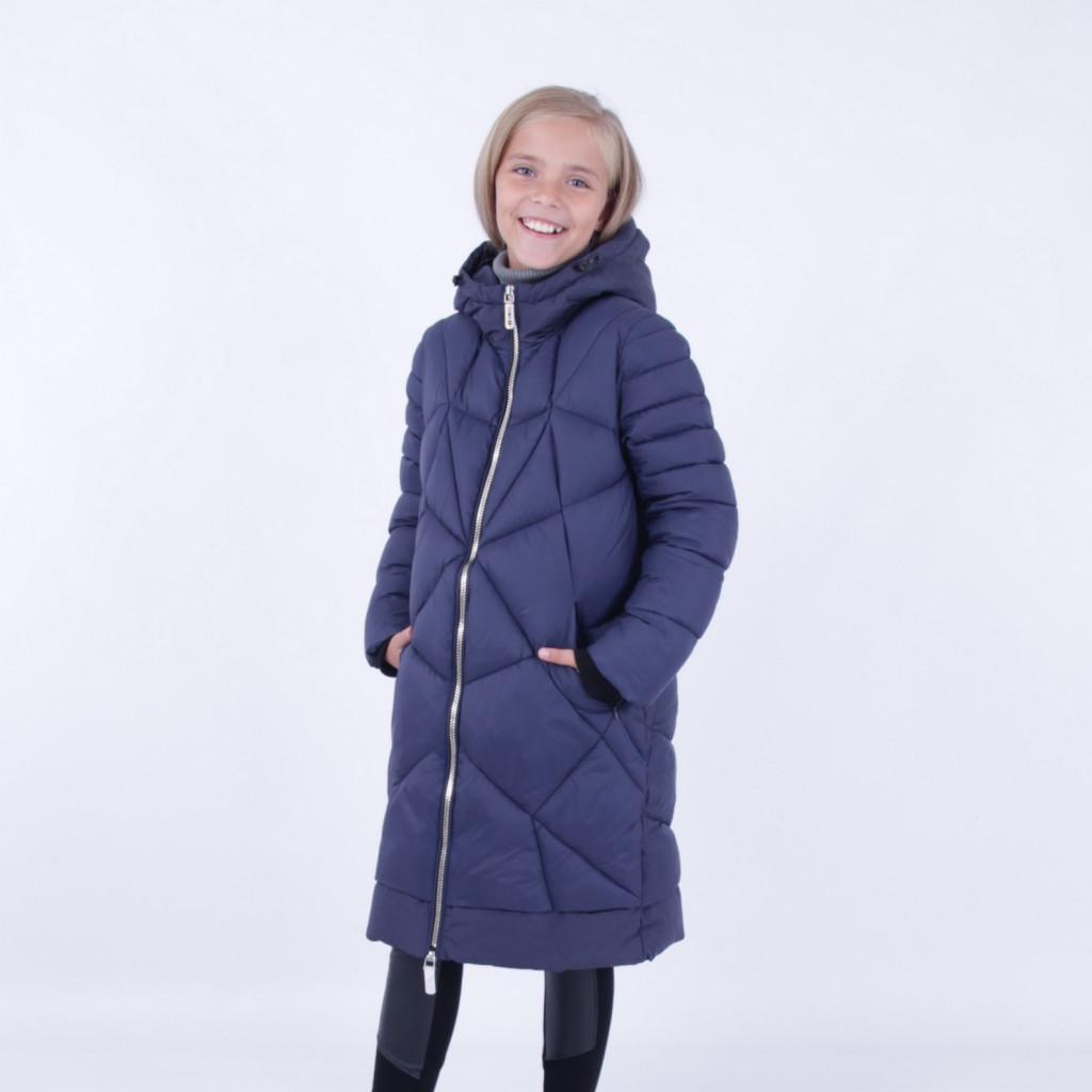 Дитяче зимове пальто на дівчинку Розэнна. SNOW IMAGE