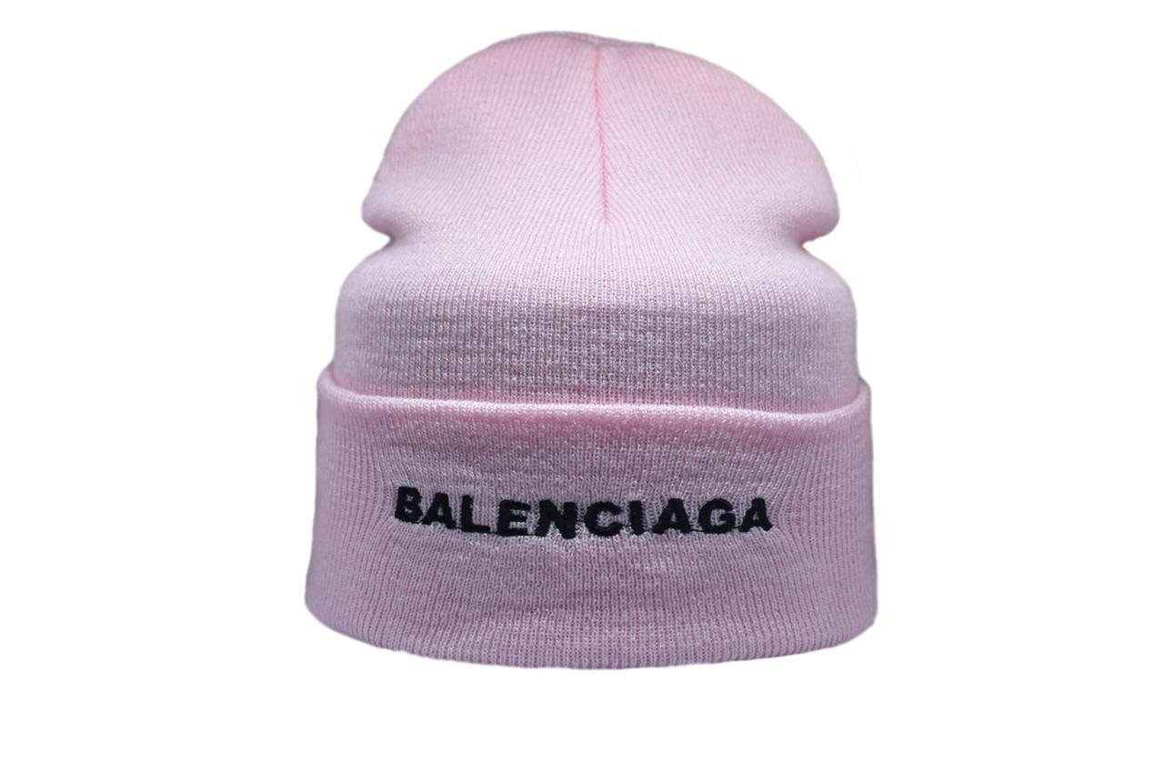 Шапка Flexfit Balenciaga 55-59 см Розовый (F-09118-23)