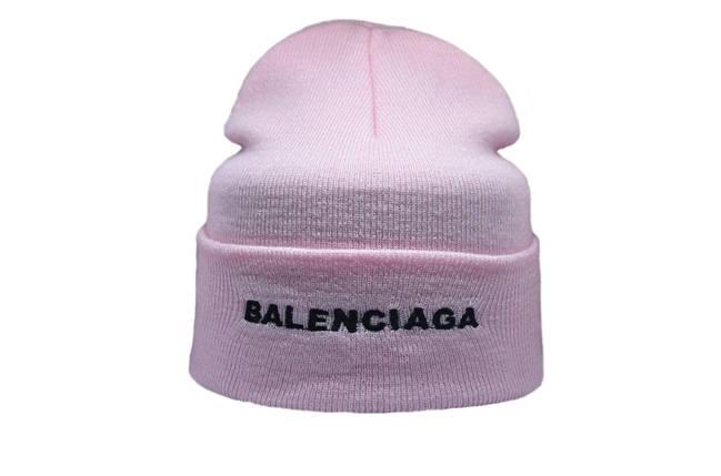 Шапка Flexfit Balenciaga 55-59 см Розовый (F-09118-23), фото 2