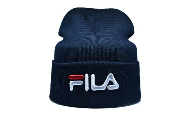 Шапка Flexfit Fils 55-59 см Темно-синий (F-09118-35), фото 2