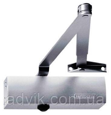 Доводчик Geze TS 1500 с рычажной тягой (серый)