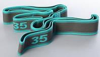 Резинка для растяжки 8 петель(эспандер MS 2238-2) бирюзовый