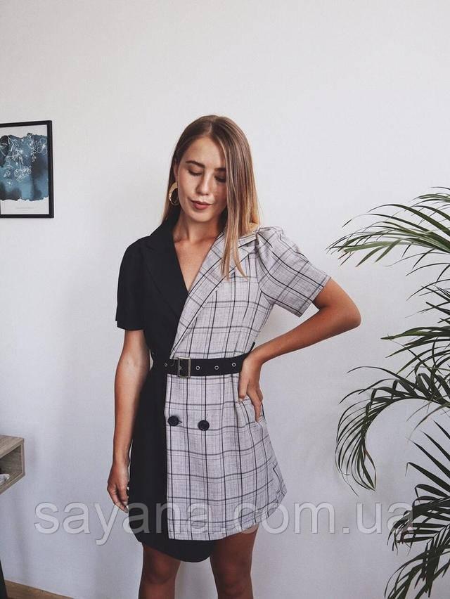 платье-пиджак