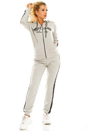 Спортивный костюм 724 меланж, фото 2