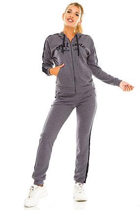 Спортивный костюм 724 джинс, фото 2