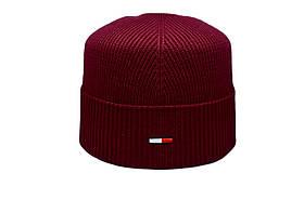Шапка Caps Zone 55-59 см Бордо (CZ 10118-1)
