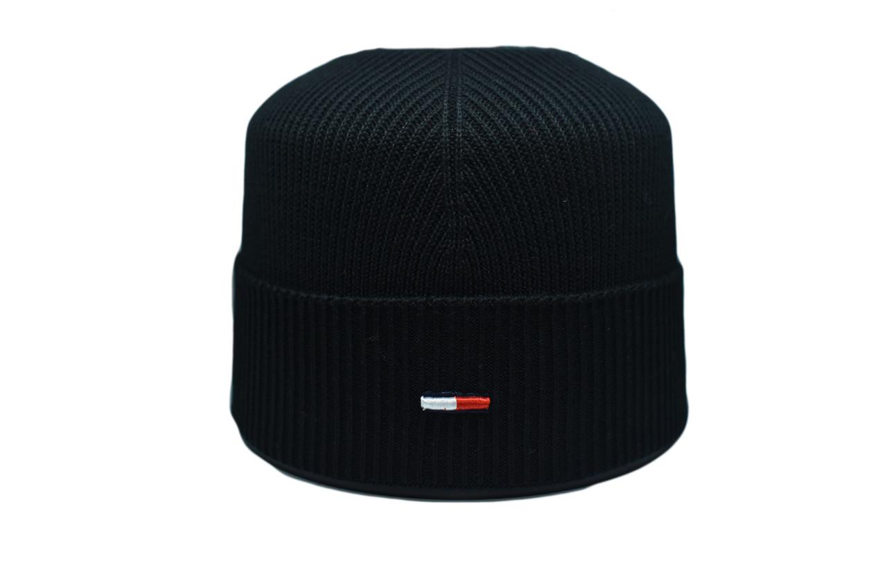 Шапка Caps Zone   55-59 см Черная (CZ 10118-3)