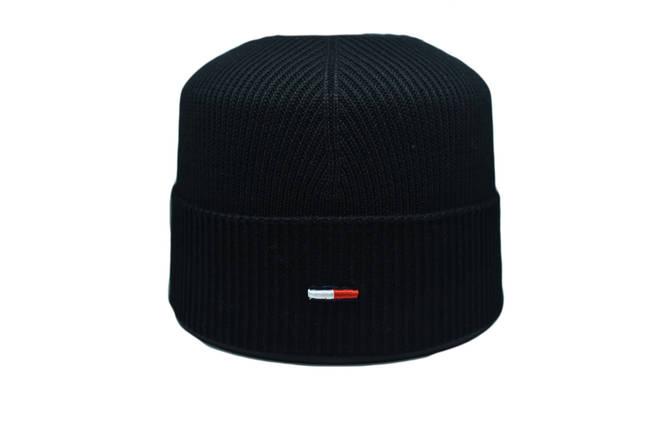 Шапка Caps Zone   55-59 см Черная (CZ 10118-3), фото 2
