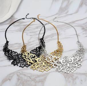 Колье, ожерелья, бусы