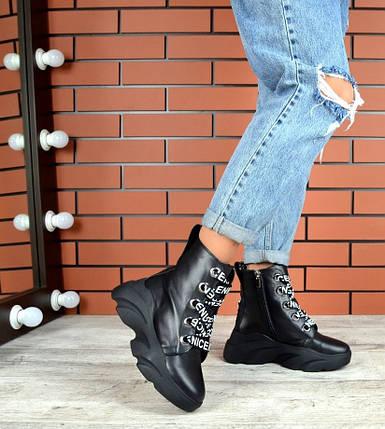 Демисезонные ботиночкиНатуральная КОЖА, фото 2
