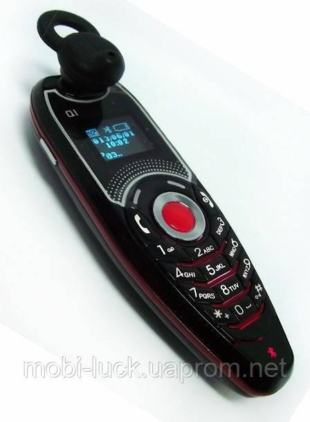 Donod Q1 Bluetooth - гарнитура  миниатюрный телефон