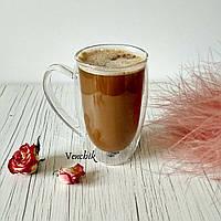 Чашка с двойным дном Wilmax Thermo 400 мл WL-888741 / A