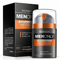 Мужской увлажняющий крем для лица BIOAQUA Men Only Moisturizing Cream