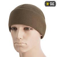M-TAC ШАПКА WATCH CAP ELITE ФЛИС (260Г/М2) WITH SLIMTEX DARK OLIVE