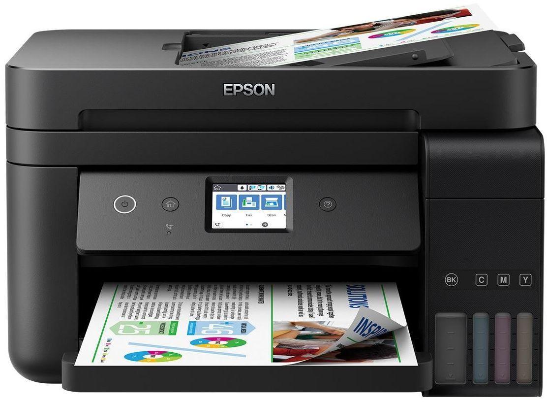 МФУ Epson EcoTank ITS L6190 (C11CG19402)