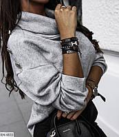 Женская кофточка с пуговицами