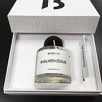Byredo Bibliotheque (Байредо Библиотек) парфюмированная вода, 100 мл